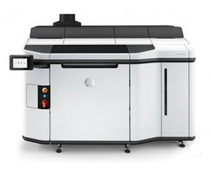 HP Jet Fusion 5200 Series Industrial 3D Printer, Mid Volume Production
